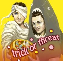 Thrick or threat by kotokto