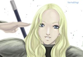 Teresa, Claymore by VertaMoltke
