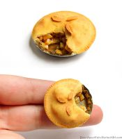 Miniature Apple Pie by Bon-AppetEats