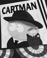 Citizen Cartman by AnonPaul