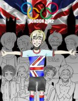 Hetalia: WELCOME TO THE 2012 LONDON OLYMPICS by ExclusivelyHetalia