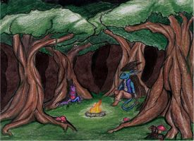 A Tale from Auria by ScytheDragon