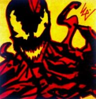 Carnage Post-It by dark-es-will