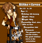 Profile I- Blithe-Eevee by Inucat