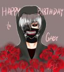 Kaneki [TG] Happy Birthday my friend! by Shujun