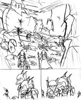 BFS: Ironhill comic-story 3 by Snowfyre