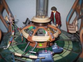 Doctorin' the TARDIS by DementedProductions