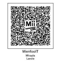 my mii code by MienfooInTraining
