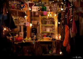 Little Shop of Lights by juhitsome