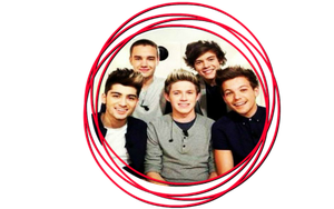 1D CIRCULO PNG by MacaQuemeraEditions