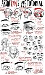 Eye Tutorial by artofpan