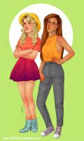 seelie and blythe by may12324