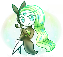 Meloetta~ by MyFantasyZone
