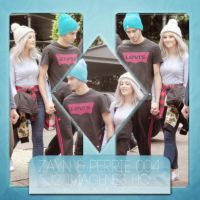 Photopack 1034: Perrie Edwards and Zayn Malik by PerfectPhotopacksHQ