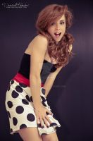 Redhead and Pois by OttoMarzo