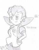 Tron Bonne by SuperGon-64