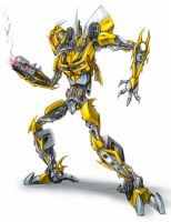 Decepti-Bee Colored by D34tHn0Te