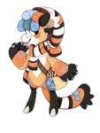 Surprise Bagbean Gift 1: Clownfish by Archeopsmaster