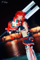 Elsword rune slayer by ShuzaCosplay