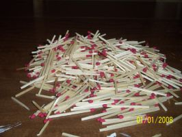 Pile of Matches (Cover Album Reference) by PMMurphy