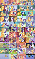 RariJack Collage by ThePoneSenpai