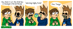 EWCOMIC125 - Message by eddsworld