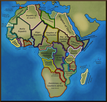 Africa - Anglo-Iberia by Neethis