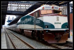 Amtrak Cascades 90253 by kc7eph