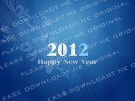 New Year-2012 by midhunstar