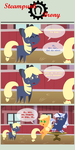 Embarrassing Moment [EN] by Steampunk-Brony