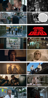 Shaun of the Dead and George A. Romero's Trilogy by killb94