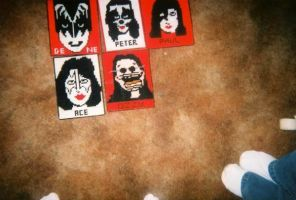KISS And OZZY by phillipfanning