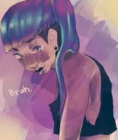 Bruh by RavenHeart201