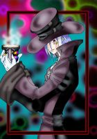 Mad Hatter by bishounenhunter