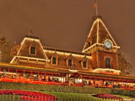 Main Street Station HDR by Coasterdl