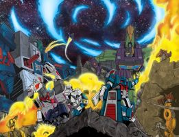 Transformers PAH Cover Colours by wordmongerer