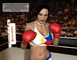 The Filipina Champ 05 by cpunch