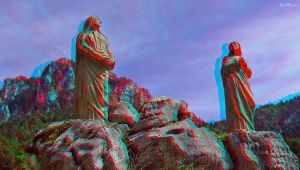 Statues 3D by J222R