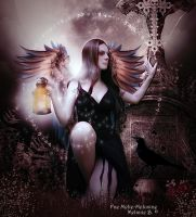Guardian Angel by Fae-Melie-Melusine