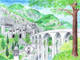 Nargothrond by neral85