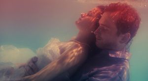 Underwater wedding III by Katkovskis