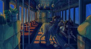 train to nowhere by ev-oo