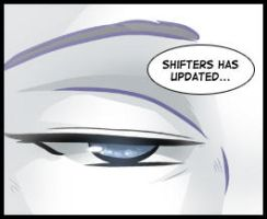 Shifters Update - May 2 by shadowsmyst