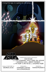 Star Roars Theatrical Poster v.3 by BennytheBeast