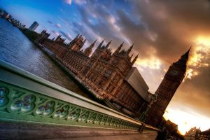 House of Parliament by garki