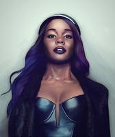 Azealia Banks 1 by jack-ball