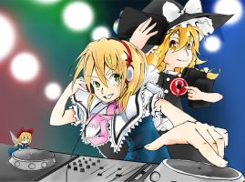 DJ Alice by lisu-c