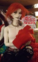 No Love Without The Glove by hawthorne-cat