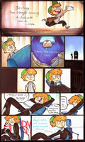 Push the  Envelope- PG 1 by Elixirmy