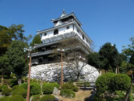 Iwakuni Castle4 by kaz0885